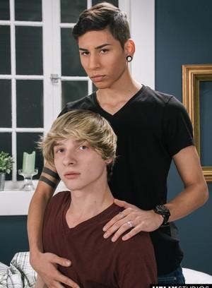 Hot Guy Jessie Montgomery,Aiden Garcia,