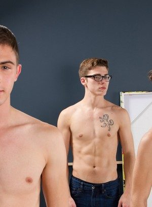 Cute Gay Casey Tanner,Blake Mitchell,Kody Knight,