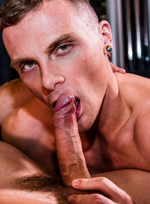 Hunky Gay Theo Ford,Luke Allen,