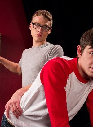 Wild Gay Grayson Lange,Blake Mitchell,