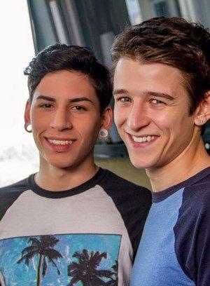 Hot Gay Aiden Garcia,Evan Parker,