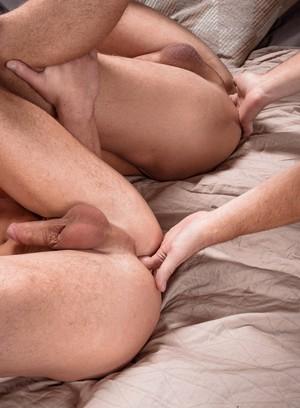 Hunky Gay Justin Owen,Brad Chase,Ian Levine,