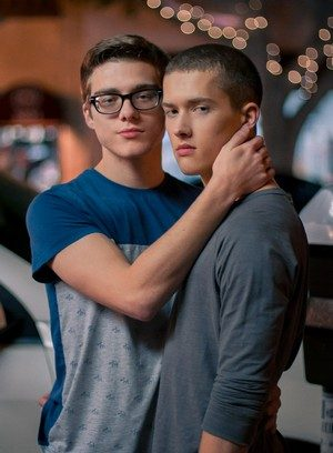 Hot Gay Blake Mitchell,