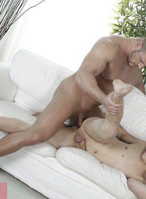 Hunky Gay Lucas Mann,Zack Hood,