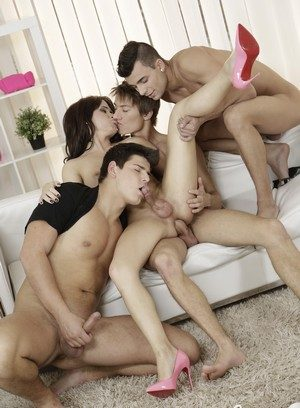 Horny Gay Shane Hirch,Nick Vargas,Joshua Levy,