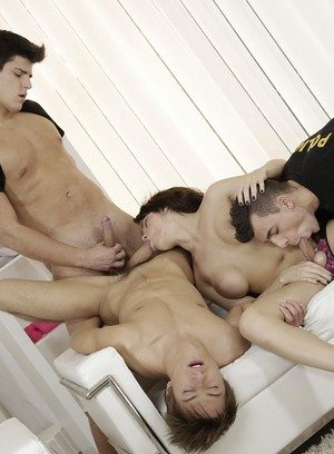 Cute Gay Shane Hirch,Nick Vargas,Joshua Levy,