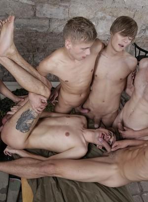 Good Looking Guy Yuri Adamov,Troy Vara,Ray Mannix,Noah Matous,Nick Vargas,Benjamin Dunn,