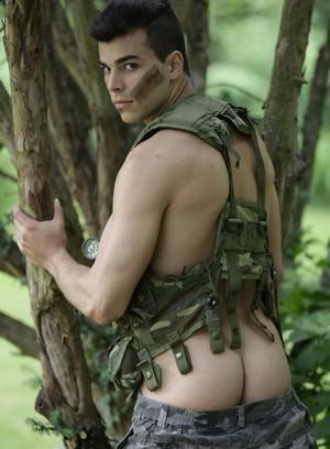 Sexy Guy Joel Vargas,Kyle Willis,