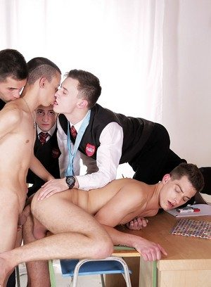 Naked Gay Ryan Olsen,Jace Reed,Darko Simic,Alan Benfelen,Sam Williams,
