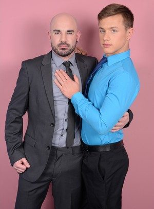 Big Dicked Gay Matteo Valentine,Billy Rubens,