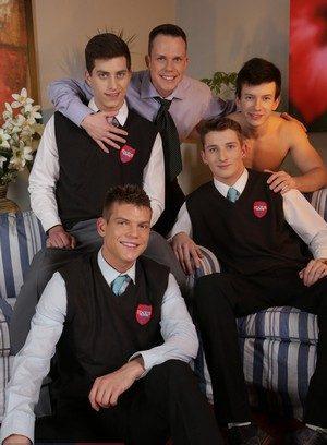 Big Dicked Gay Johan Volny,Dion Jet,Finn Hornet,Ryan Olsen,