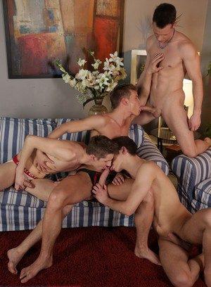 Wild Gay Johan Volny,Dion Jet,Finn Hornet,Ryan Olsen,