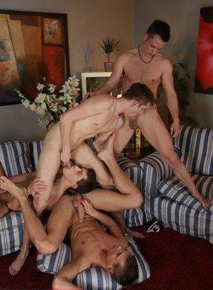 Seductive Man Johan Volny,Dion Jet,Finn Hornet,Ryan Olsen,