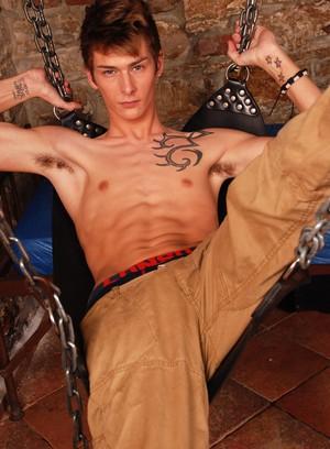 Hot Gay Zac Todd,Rudy Valentino,Connor Levi,