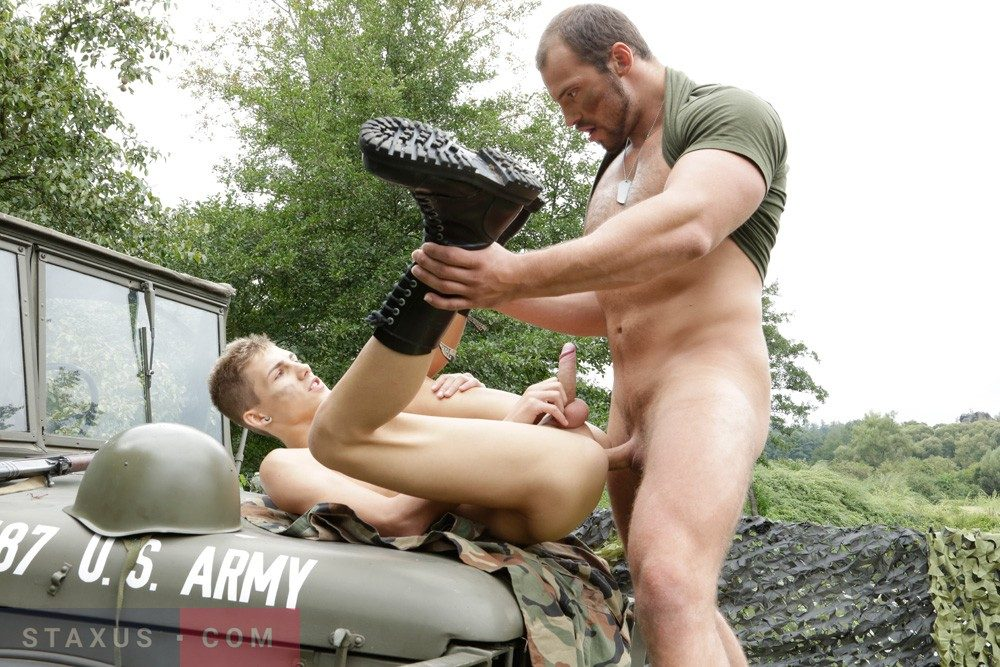 Rimming Guys Outdoor