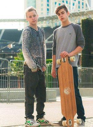 Hot Gay Joey Mills,Noah White,