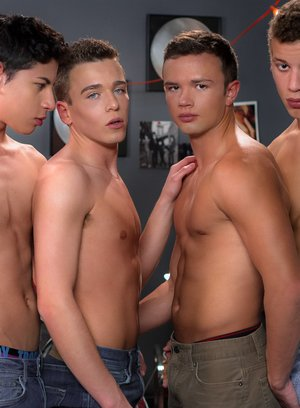 Sexy Guy Corbin Colby,Aiden Garcia,Brad Chase,Logan Cross,