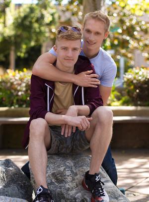 Hot Gay Chris Keaton,Max Carter,