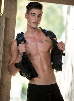 Sexy Dude Connor Rex,Charlie Keller,