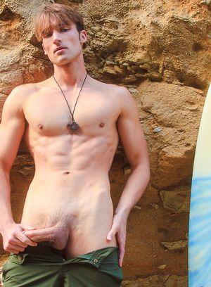 Hunky Gay Luke Wilder,