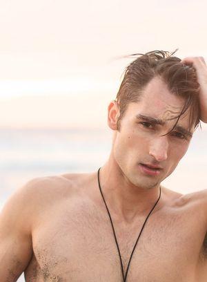 Cute Gay Luke Wilder,
