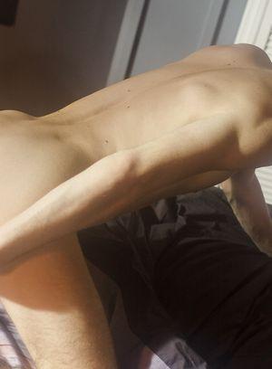 Cocky Boy Travis Berkley,