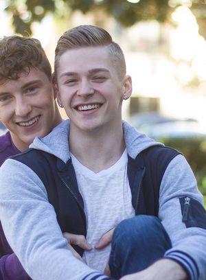 Hot Gay Preston Hale,Cameron Parks,