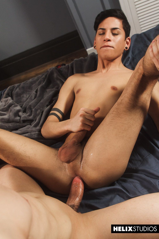Young gay master