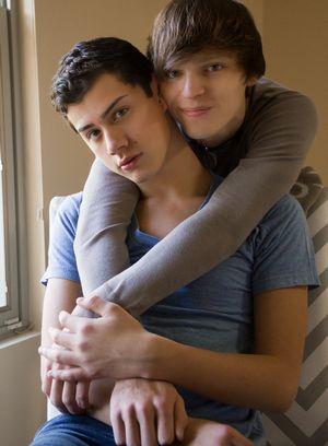Hot Gay Tristan Adler,Nicholas Romero,