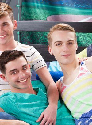 Hot Gay Drew Baker,Hunter Graham,Grayson Lange,