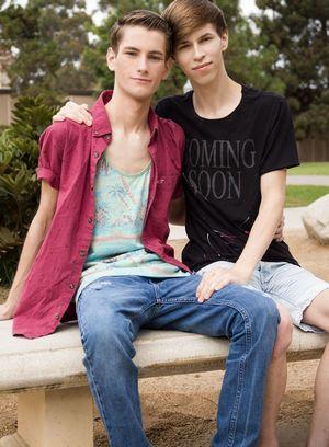 Hot Gay Trevor Harris,Gabe Isaac,
