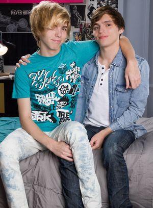 Hot Gay Jamie Ray,Tristan Adler,