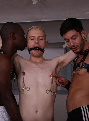 Sexy Guy Ollie Blue,River Wilson,Alexis Clark,