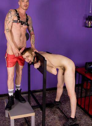 Horny Gay Aj Alexander,Kasper Hauser,