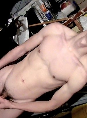 Sexy and confident Cooper Reeves,