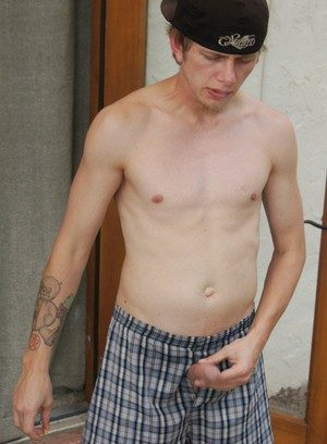 Cocky Boy Ian Madrox,
