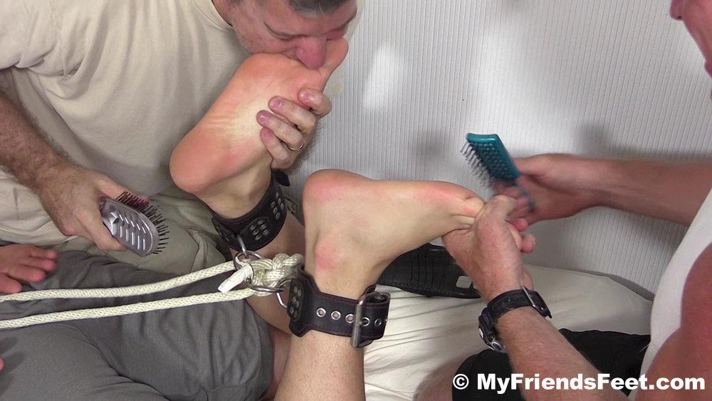 Boy Foot Torture Hd