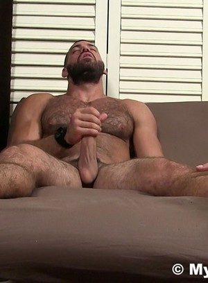 Naked Gay Ricky Larkin,