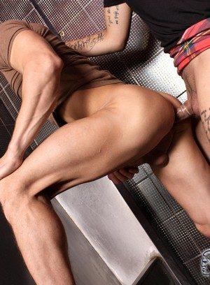 Hunky Gay Mickey Taylor,Darius Ferdynand,