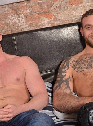 Cock Hungry Dude Andy Lee,Liam Lawrence,