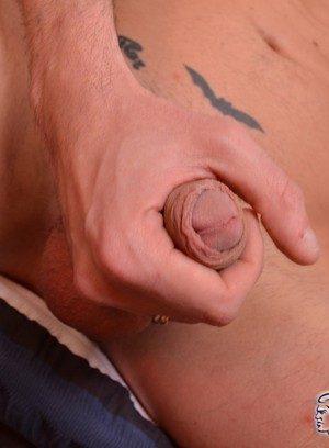 Naked Gay Nathan Hope,