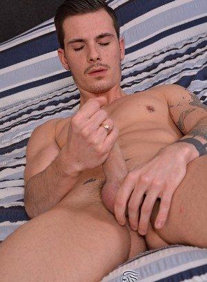 Seductive Man Nathan Hope,
