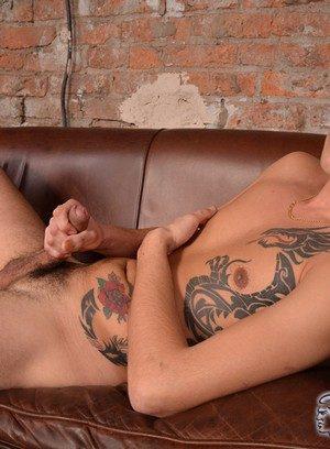 Naked Gay Justin Wood,