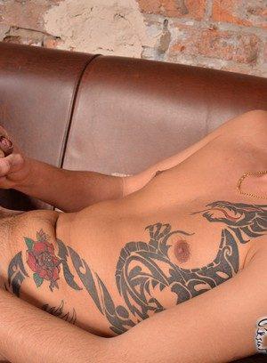 Handsome Guy Justin Wood,