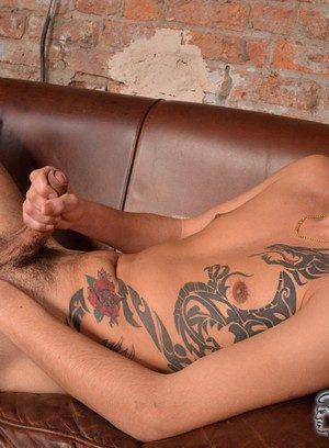 Seductive Man Justin Wood,