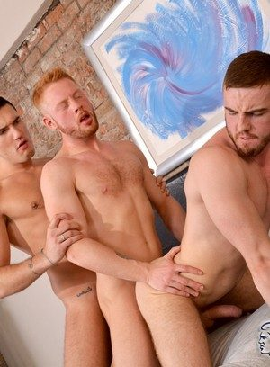 Cock Hungry Guy Jp Dubois,Theo Ford,Andro Maas,