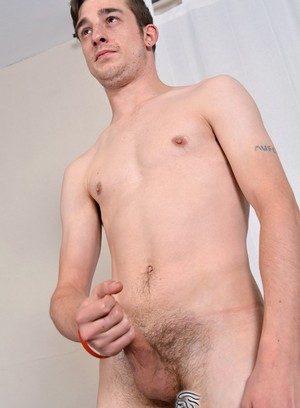 Muscle man Mason Lucas,