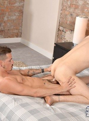 Hot Lover Nathan Hope,Stephan Black,