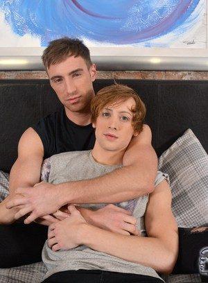 Hot Gay Johannes Lars,Kayden Grey,