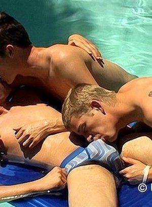 Sexy Guy Kayden Daniels,Shane Allen,Ayden James,